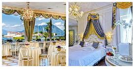 Luxuswochenende mit Kochkurs im Michelin Stern Restaurant am Lago Maggiore