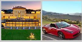 Ferrari fahren für einen Tag: Auf Panoramawegen durch das Land der Motoren