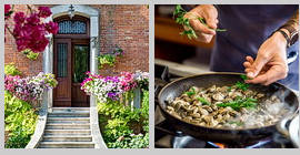 Genusswochenende mit Kochkurs in Venedig