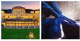 Wellness und Luxus auf den Hügeln um Bologna