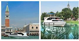 Hausboot Urlaub in Italien