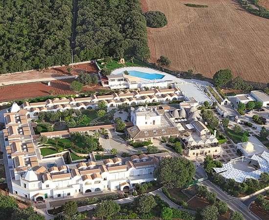 VESPA TOUR: Apulien, dem Süden entgegen