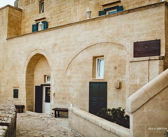 Einmal im Leben: Luxus in den Höhlen von Matera
