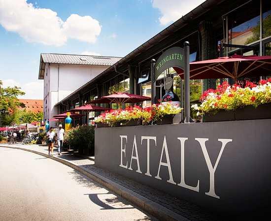 EATALY München in der Schrannenhalle <br>© Kulturtouristik (Lieferant)