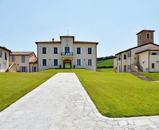 Luxus, Gaumenfreuden und Relax im Herzen der Romagna