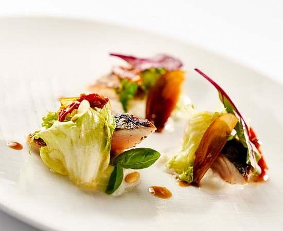 Köstlichkeiten vom 2** Michelin Restaurant Ihrer Residenz <br>© Kulturtouristik (Hotel)