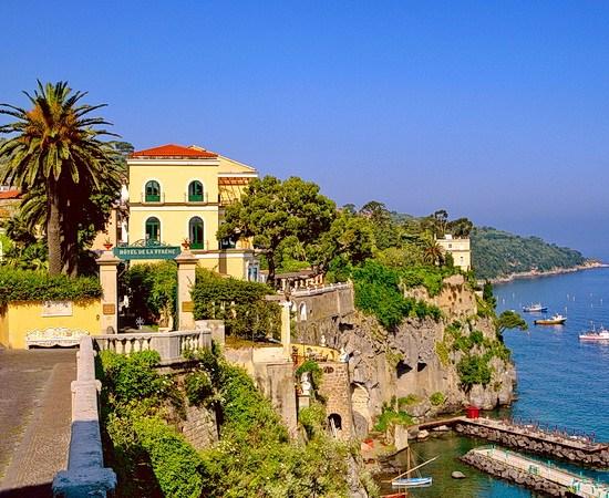 Luxus und Genüsse an der Amalfiküste: Gruppenreise Kultur und Gourmet in Kampanien