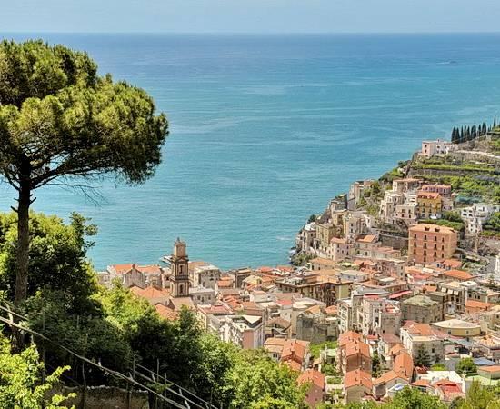 Kochkurs an der Amalfi-Küste: ein gutes Bauchgefühl, vom Zitronengarten bis zum Tisch!