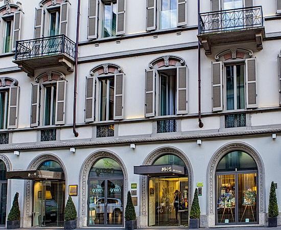 Ihre Residenz im Herzen von Mailand <br>© Kulturtouristik (Hotel)