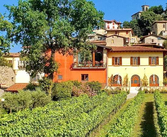 In der italienischen Champagne: Weinreise in der Franciacorta