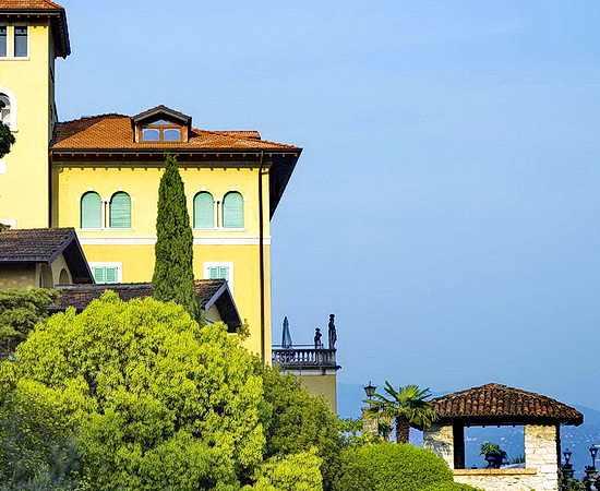 Wohlfühlmomente im Luxushotel am Gardasee