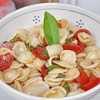 Orecchiette (apulische Pasta) mit süßen Tomaten und Basilikum <br>© Kulturtouristik (Hotel)