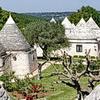 Ihre erste Residenz - ein Dorf aus Trulli <br>© Kulturtouristik (Hotel)