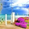Ihre zweite Residenz liegt direkt am Meer <br>© Kulturtouristik (Hotel)