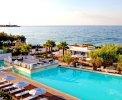 Residenz 2: Poolbereich mit Bar <br>© Kulturtouristik (Hotel)