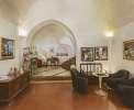Blick von der Restaurantterrasse auf die Altstadt von Matera <br>© Kulturtouristik (Hotel)