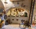 Altertümliche Küche in der Casa Grotta (Grotten Museum) <br>© infomatera