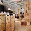 EATALY Enoteca mit über 1.000 italienischen Weinen <br>© Kulturtouristik (Lieferant)