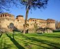 Imola: Rocca Sforzesca aus dem 14.Jh. <br>© Wikimedia Commons (Bettoni [CC-BY-SA-3.0])