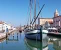 Cesenatico: quirlige Hafenstadt an der Adria unweit Ihres Borgo <br>© Kulturtouristik