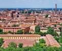 Bologna von oben <br>© Kulturtouristik