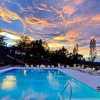 Abendstimmung am Pool Ihrer Residenz <br>© Kulturtouristik (Hotel)