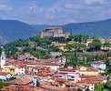 Gorizia (Görtz) mit Castello <br>© Wikimedia Commons (T137 [PD-self])