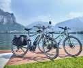 E-Bike Verleih für Touren um den Comer See <br>© Kulturtouristik (Hotel)