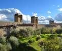 Wehrmauern von Monteriggioni <br>© Kulturtouristik (Hotel)