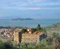 Badia di Sant Arcangelo am Lago Trasimeno <br>© Wikimedia Commons (Adrian Michael [CC-BY-SA-3.0])