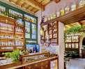 Ehemalige Mönchsapotheke als Bar Ihrer Residenz <br>© Kulturtouristik (Hotel)