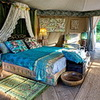 Orientalischer Charme im Luxuszelt Kaki<br> (ca. 40qm, 2-4 Personen) <br>© Kulturtouristik (Hotel)