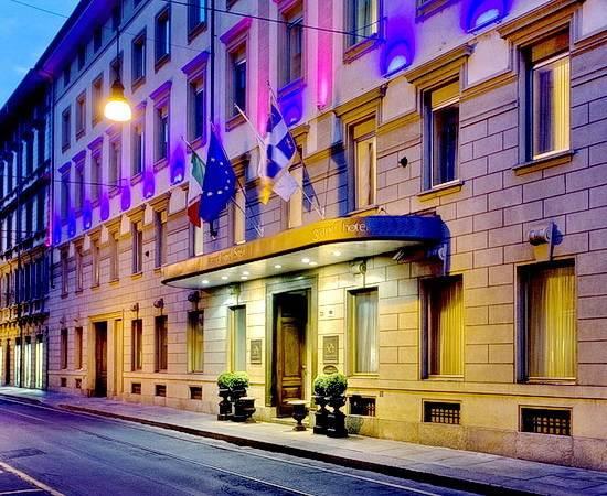 Eingang zu Ihrer Residenz <br>© Kulturtouristik (Hotel)