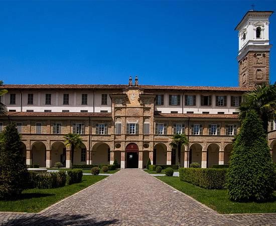 Trüffelwochenende im Piemont im luxuriösen Kloster