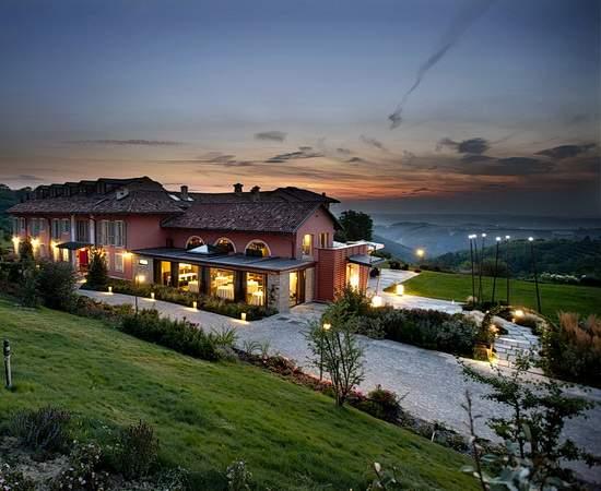 Trüffel- und Gourmetwochenende im Piemont im Luxusrelais