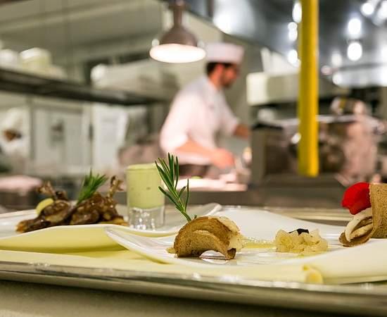 Kochkurs im Gourmetrestaurant <br>© Kulturtouristik (Hotel)