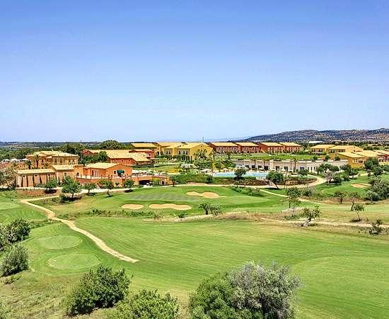 Golf im Luxusresort auf Sizilien