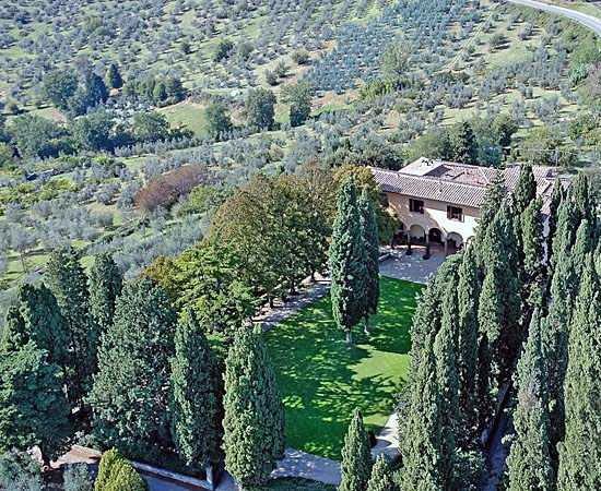 Weinreise in die nördliche Toskana