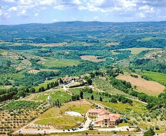 VESPA TOUR: Kurzreise ins Chianti Gebiet