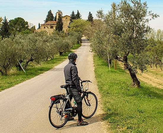 E-Bikes finden immer ihren Weg <br>© Kulturtouristik (Lieferant)