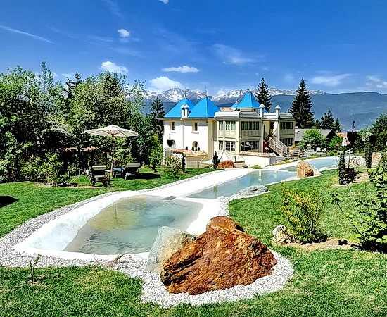 Luxus und Gourmet in den Bergen im Trentino