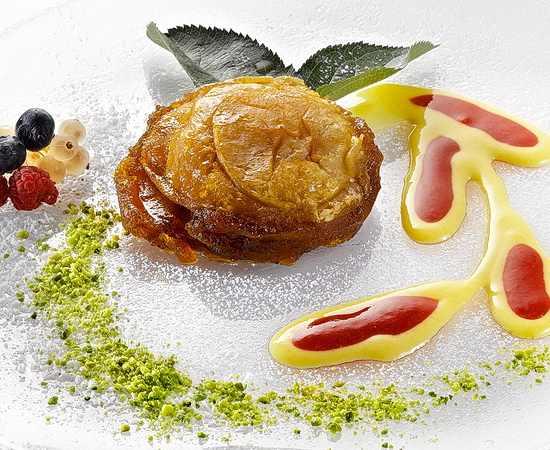 Kreative regionale Küche <br>© Kulturtouristik (Hotel)
